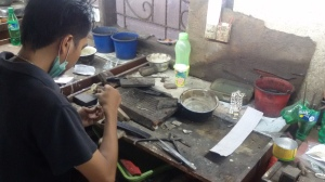 Silversmith Workshop
